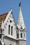 Matthias Church in Budapest Stock Images