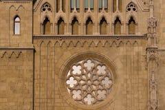 Matthias church. Budapest. stock photo