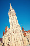 Matthias Church, Budapest - Hungary Royalty Free Stock Images