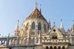 Matthias Church, Budapest, Hungary Stock Photos