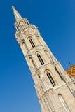 Matthias Church, Budapest, Hungary Stock Images