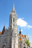 Matthias church in Budapest, Hungary Royalty Free Stock Images