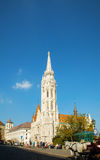 Matthias Church in Budapest, Hungary Royalty Free Stock Photography