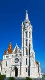 Matthias Church in Budapest, Hungary Stock Image