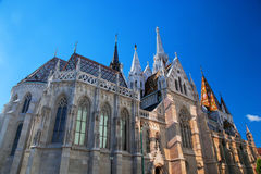 Matthias Church. Budapest, Hungary Royalty Free Stock Photography