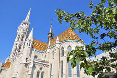 Matthias Church. In Budapest, Hungary Stock Photos