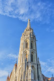 Matthias Church in Budapest Royalty Free Stock Photo