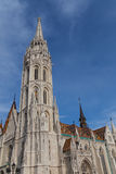 Matthias Church, Budapest Royalty Free Stock Image