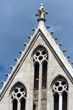 Matthias Church in Budapest, Hungary in the center of Buda Castl Royalty Free Stock Images