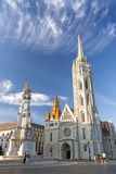 Matthias Church, Budapest, Hungary Royalty Free Stock Photos