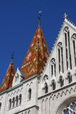 Matthias Church Budapest royalty free stock photography
