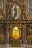 Matthias Church - Budapest - l'Ungheria Immagini Stock