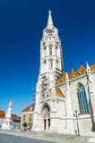 Matthias Church in Budapest Royalty Free Stock Photography
