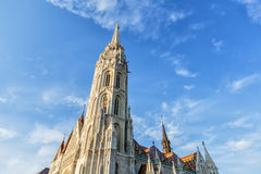 Matthias Church in Budapest Royalty Free Stock Images