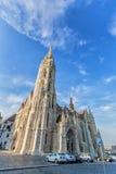 Matthias church in Budapest Royalty Free Stock Photos