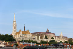 Budapest Cityscape Royalty Free Stock Images