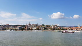 Matthias Church and Fishermen's Bastion Royalty Free Stock Photography