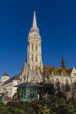 Matthias Church located in Budapest, Hungary Royalty Free Stock Image
