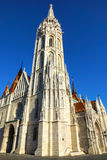 Matthias Church located in Budapest, Hungary Royalty Free Stock Photography