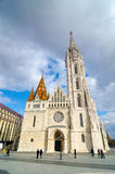 Matthias Church is a Roman Catholic church located in Budapest, Hungary Royalty Free Stock Photos