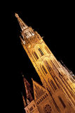 Matthias Church tower Royalty Free Stock Photos
