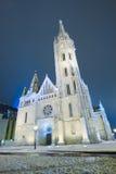 Matthias Church, Budapest Stock Photo