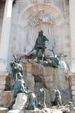 Matthias Fountain Royalty Free Stock Photography
