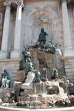 Matthias Fountain Royalty Free Stock Images