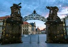 Matthias gate stock photos