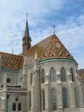 Matthias-Kirche stockfoto