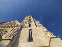 Matthias-Kirche Lizenzfreie Stockbilder