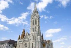 Matthias-Kirche, Budapest lizenzfreie stockfotografie