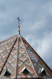 Matthias-Kirche, Schloss-Hügel, Budapest, Ungarn Lizenzfreies Stockfoto