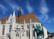 Matthias kościół 1 Zdjęcie Stock