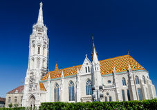 Matthias Templon, Budapest, Hungary Royalty Free Stock Photography