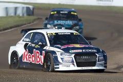 MATTIAS EKSTROM Barcelona FIA świat Rallycross Obraz Stock