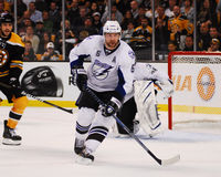Mattias Ohlund Tampa Bay Lightning Royalty Free Stock Image