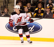 Mattias Tedenby New Jersey Devils Royalty Free Stock Photography