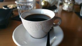Mattina della pausa caffè fotografie stock