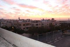 Mattina di alba del cielo fotografia stock libera da diritti