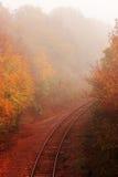 Mattina di autunno Fotografie Stock Libere da Diritti