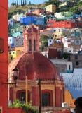 Mattina di Guanajuato Fotografia Stock Libera da Diritti