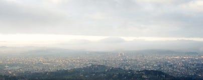 Mattina a Firenze immagini stock libere da diritti