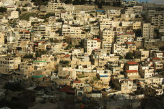 Mattina nel quarto arabo Fotografie Stock Libere da Diritti