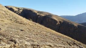 Mattina nelle montagne Fotografie Stock