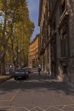 Mattina a Roma Fotografia Stock
