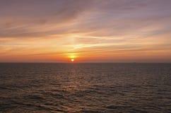 Mattina Sun Fotografia Stock