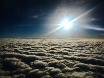 Mattina Sun Fotografia Stock Libera da Diritti