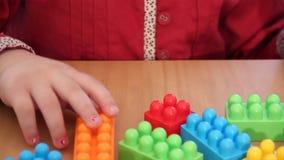 Mattone del giocattolo archivi video