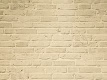 Mattone della parete Fotografia Stock Libera da Diritti